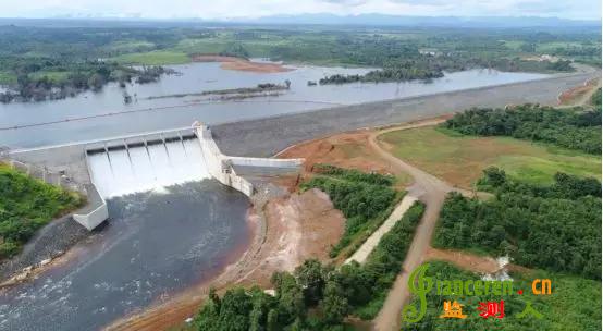 老挝桑片-桑南内水电站溃坝事件的初步分析与思考
