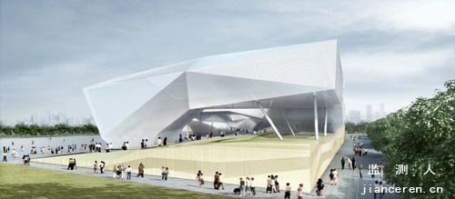 """世博会德国馆 """"和谐城市""""主题 中南勘测设计研究院迎60周年院庆  在虚"""
