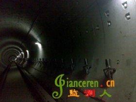 杭州地铁1号线隧道监测项目