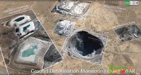 InSAR技术应用实例:矿区监测