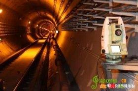 福州地铁2号线全线隧道车站三维扫描――隧道形变监测技术的革新
