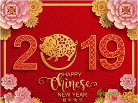 恭祝广大监测人2019新年快乐