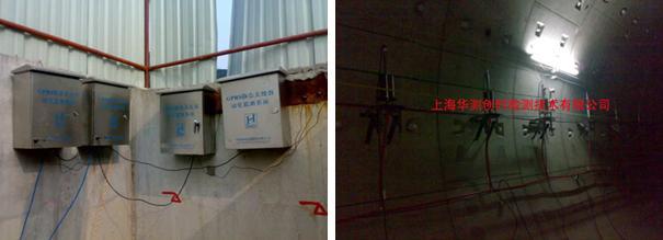 杭州地铁隧道监测照片