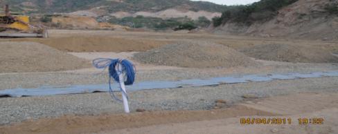 大竹河水库枢纽工程大坝监测