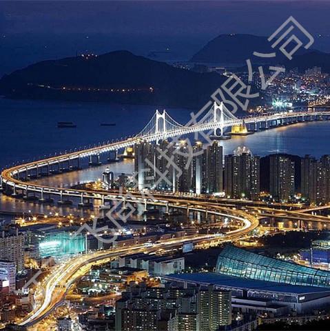 广州珠江黄埔大桥健康监测系统
